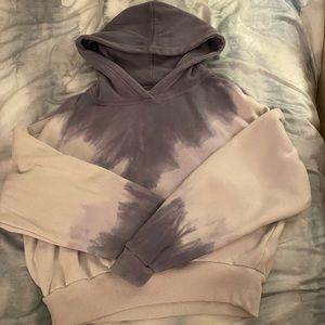Tie dye hoodie 2/$25